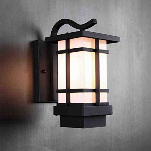 LRW Applique Extérieure, Simple Moderne Imperméable, Balcon Extérieur Suspendu, Lampe Cour, Allée Créative, Couloir Balcon Extérieur.