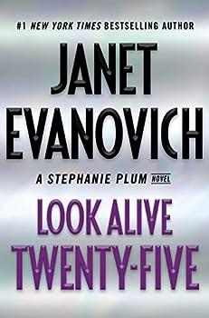 Hardcover Look Alive Twenty-Five : A Stephanie Plum Novel Book