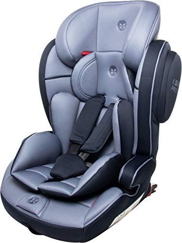 Babyblume Kindersitz Lotus Isofix Gruppe 1 2 3 (9-36 kg) - Navy