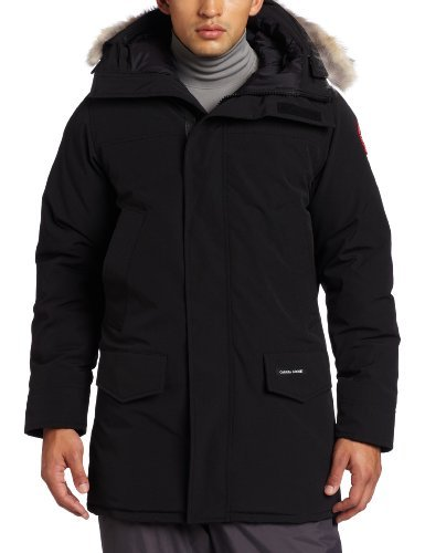 Canada Goose Men's Langford Parka,Black,X-Large by Canada Goose