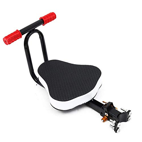 Review Child Bike Seat, Portable, Foldable & Ultralight Kids' Bicycle Carrier Baby Seat for Cruiser ...