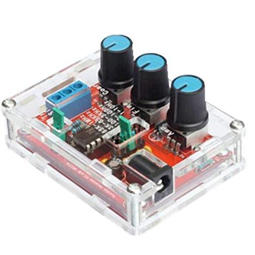 TOSSPER XR2206 DIY Kit Sinus/Dreieck/Quadrat 1Hz-1MHz Durable Signalgenerator Einstellbare Frequenz Einfache Installation Hohe Funktions