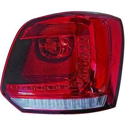 2206895 achterlichten rood voor Polo type 6R 2009-2014
