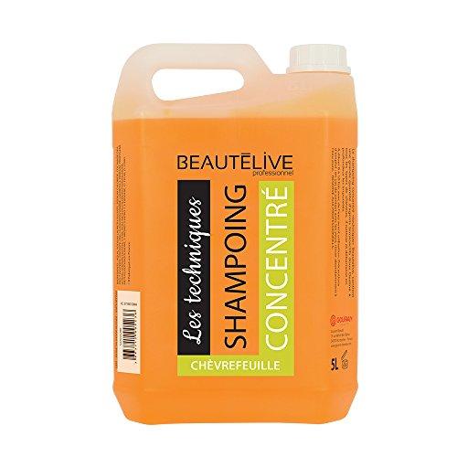 Shampoing concentré Chèvrefeuille Beautélive