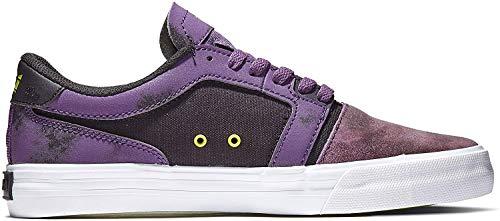 Supra Unisex-Erwachsene Lizard Sneaker, Violett (TIE DYE-White-M 568), 45 EU