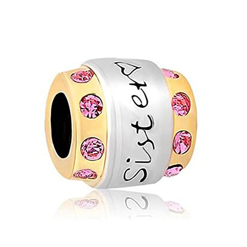 Plata 925 Pandora Piezas Enteras Perlas De Bricolaje Femeninas Bolsas De Compras Bolsas De Botellas De Perfume Señoras Espejo Colgante Esmalte Amuleto Perlas Joyería De Lujo Para Mujeres