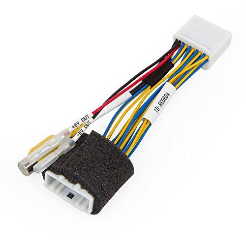 Cam/éra c/âble de connexion pour Nissan Cube Juke Micra Note Rogue X-Trail Connect moniteurs 24036bg00/a