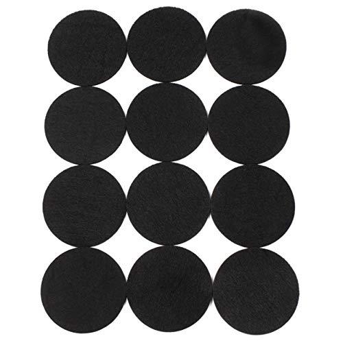 LTWHOME Compatible Activé Carboné Filtration Tapis Convient pour Eheim Classic 2213/250 2628130(Paquet de 12)