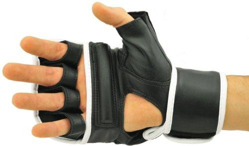 Grappling FreeFight Handschuhe MMA Black Viper schwarz Abbildung 3