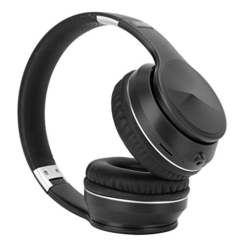 Changor Powerful Wireless Bluetooth Headset, 10-12 hours Music Time with Abs DC5V Power Supply 120 hours Standby Time