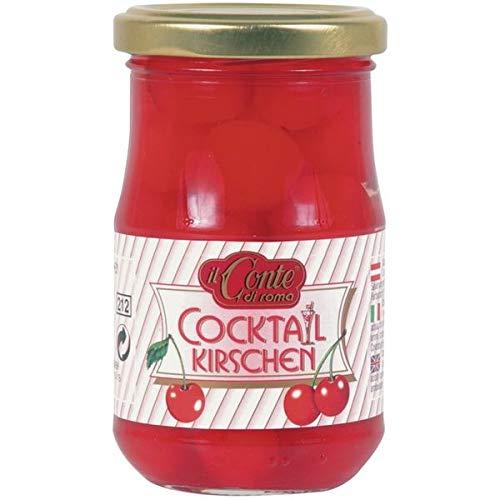 Il Conte Di Roma Cocktailkirschen - 225 g