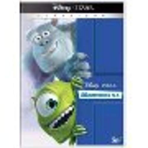 DVD Disney Pixxar - Monstros S.A.