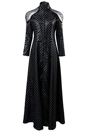 Cersei Lannister - Disfraz de princesa para Halloween, carnaval medieval
