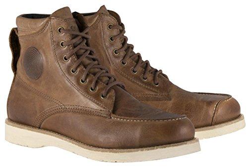 Alpinestars - Botas de Moto, Color marrón, Talla 40