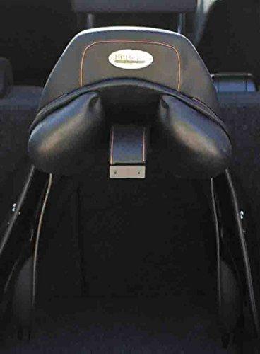 Reitsport Amesbichler Butterfly Sattelhalter Auto für Sättel Butterfly Sattelhalter DT-Saddlery Auto Sattelhalter Sattelhalter flexibel Car Saddle Holder