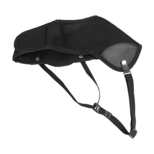 Tbest Collective Archery Chest Guard,Archery Chest Guard Breast Protection Adjustable Shooting Hunting Chest Protector