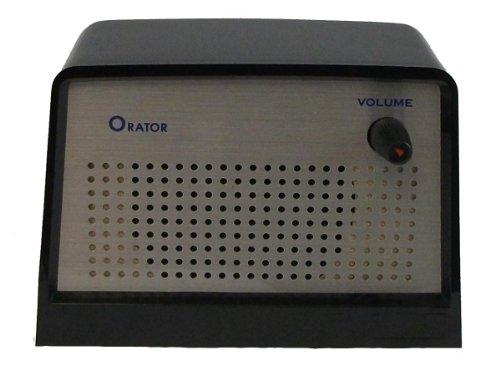 Buy New Cortelco Orator Speaker Desktop In Black Practical Excellent Performance