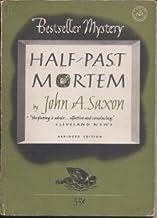 HALF-PAST MORTEM: Bestseller Mystery No. B145