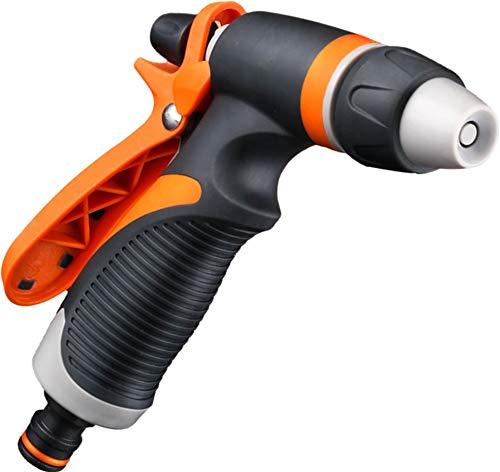 MYSHA- Gartenbrause, Gartenspritze, Funktionsreiche Premium Garden Spritzpistole, brause speziell für Ihr Haus, Auto/Motorrad abspritzen, Bewässerung der Pflanzen/Rasen, Beet, Boden- Reinigung