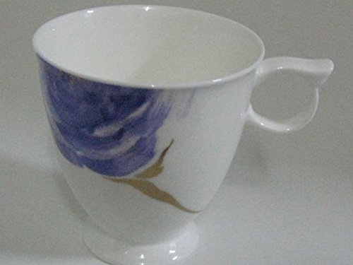 Ballerine Blue Kaffee obere