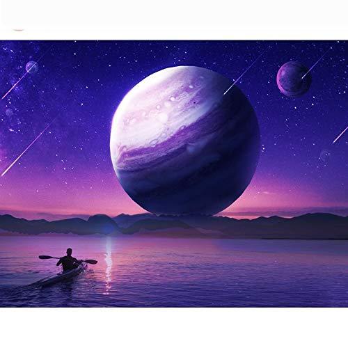 Abkaeh Puzzle Adultos 1000 Piezas Paisaje oceánico y planetario Difícil y Desafiante Juguete Desafío de Ejercicio Cerebral Juego de Alta dificultad Regalo 50x75cm