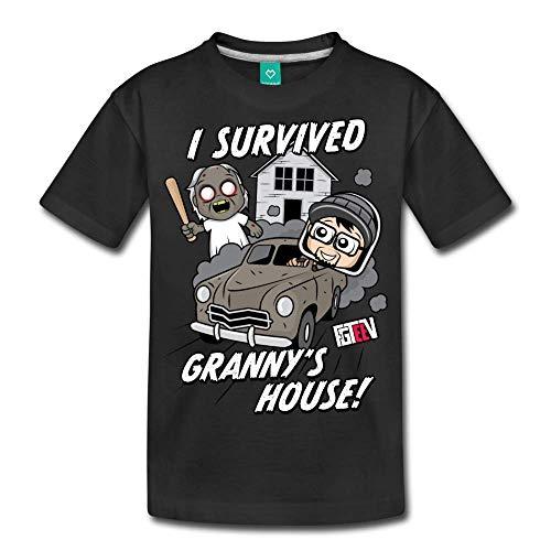 FGTeeV - I Survived Granny