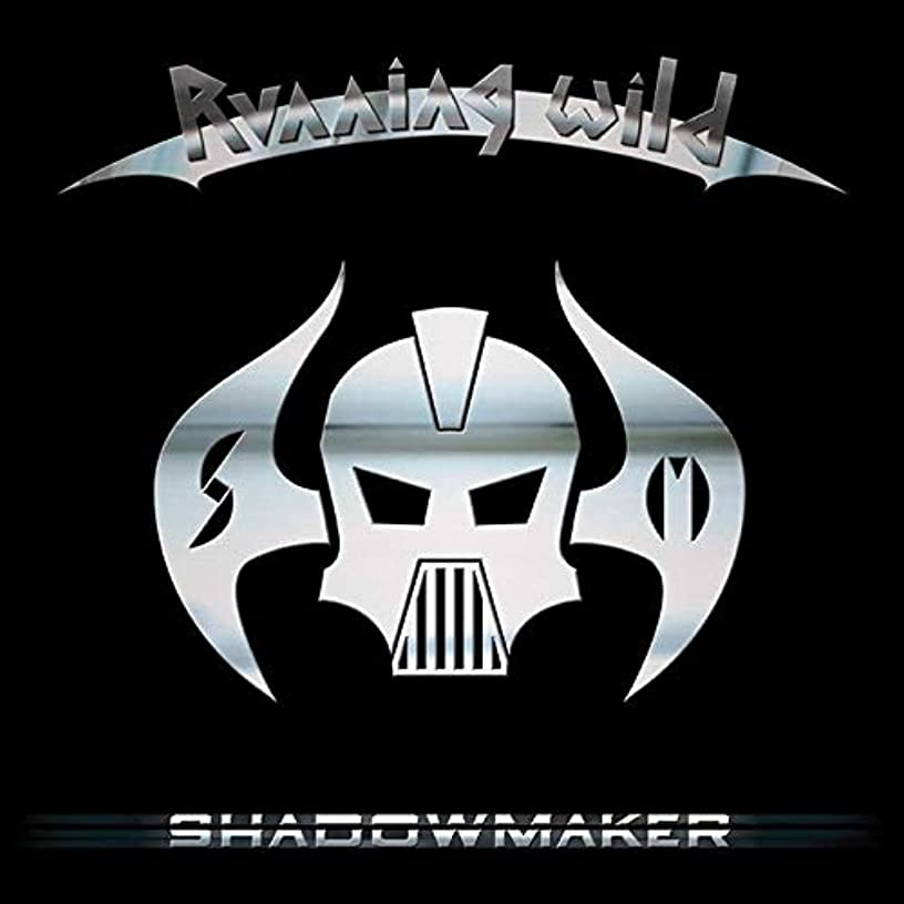 RUNNING WILD - SHADOWMAKER | CD+DVD
