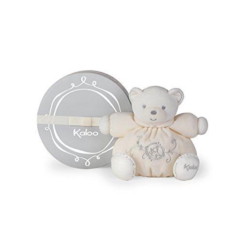 Kaloo K962151 - Perle Plüschtier Bär 18 cm, creme