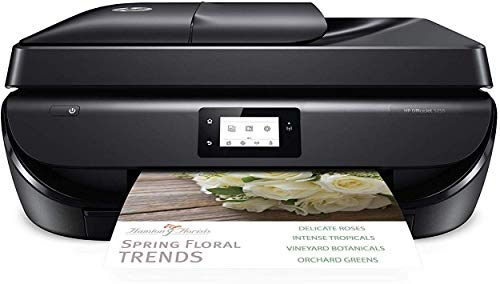 Our #4 Pick is the HP OfficeJet 5255 Wireless All-in-One Printer