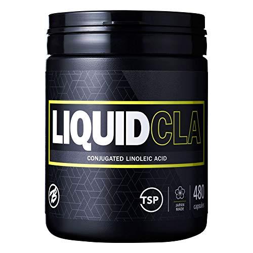 バルクスポーツ CLA 共役リノール酸 リキッドタイプ 480カプセル(CLA 1,000mg x 240食分)