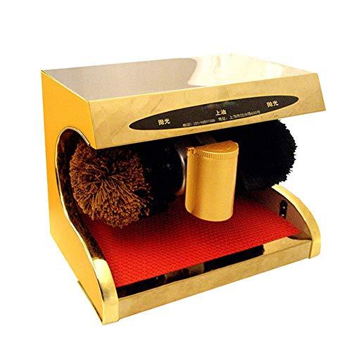 Jian E Automatische schoenpolijstmachine, kleine automatische polijstmachine voor inductieschoenen.
