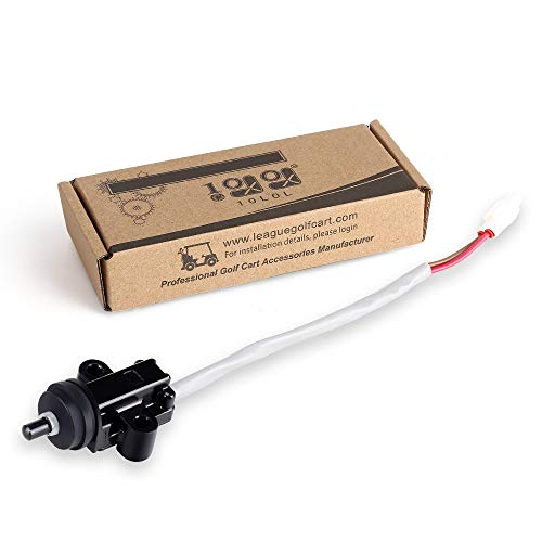 10L0L Golf Cart Stop Switch for Yamaha Gas/Electric (1995-2007) G14,G16,G19,G22,G29 Replace OEM: JF7-82817-20,JF7-82817-20-00,JF7828172000