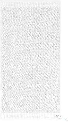 Dyckhoff serviettes d'invité blanc 30 x 50 cm