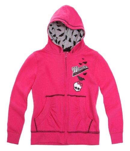 Monster High Sweat Gilet rose - Rose, 14 ans