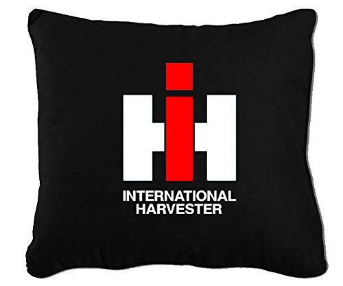 IHC International Harvester Oldtimer Kissen | Schwarz