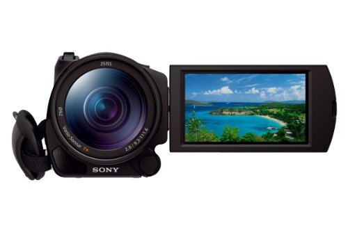 Sony HDRCX900/B Video Camera with...