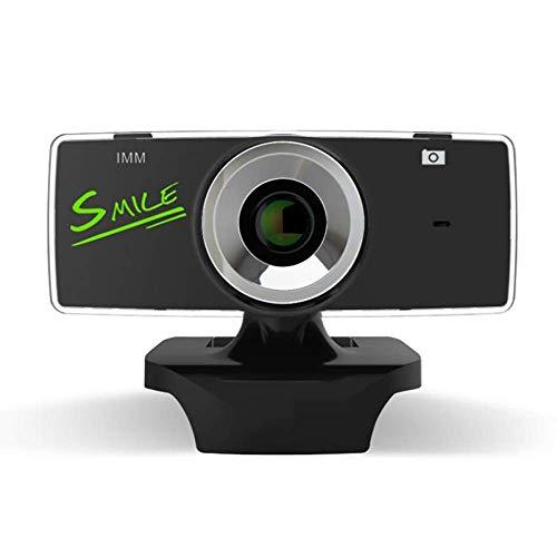 ZUEN HD-Kamera, USB 2.0 Kamera USB-Kamera Mit Mikrofon PC-Videoaufnahmekamera Вебкамера Kann Um 360 Grad Drehen