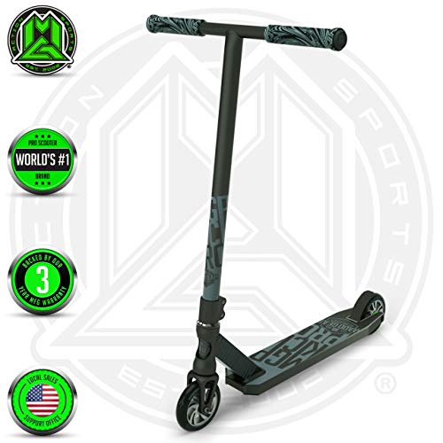 Buy Cheap Madd Gear MGP Action Sports Kick Pro Scooter (Black/Silver 2019)