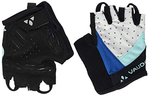 VAUDE Women's Advanced Gloves II Gants Femme, Kingfisher, FR Unique (Taille Fabricant : 5)