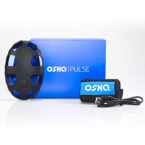 OSKA Pulse - Easy to Use Portable Electromagnetic Pulse Therapy Device - Clinically Proven Pain Relief, Muscle Recovery, Joint Pain, Stiffness, No Side Effects