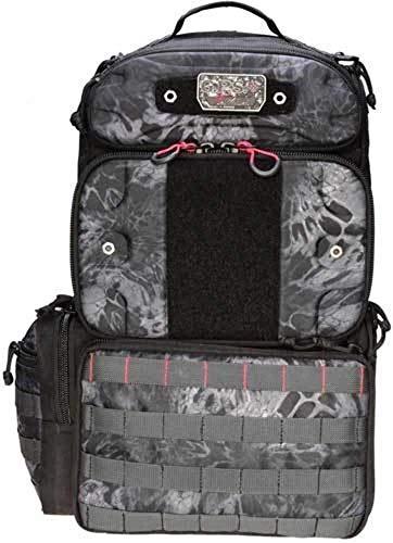 G OUTDOORS, INC. GPS-T1913BPPMB TAC Range Tall Backpack BLA