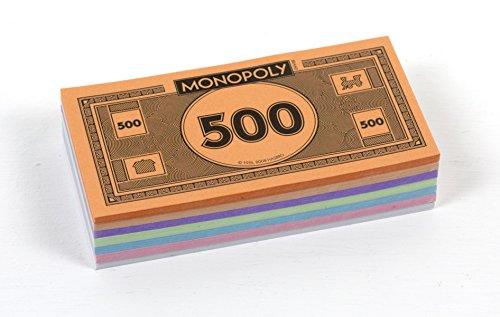 Hasbro 90000 - Monopoly - Spielgeld / Monopoly Geld