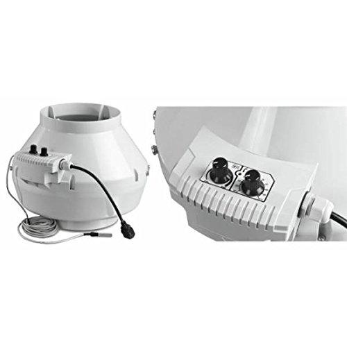 Estrattore BLAUBERG MAX - 31,5cm - 1700m3/h+ termostato