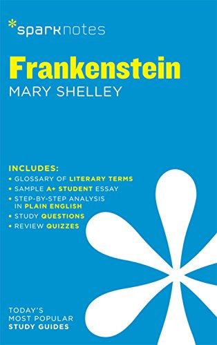 Frankenstein SparkNotes Literature Guide (SparkNotes Literature Guide Series Book 27) (English Edition)