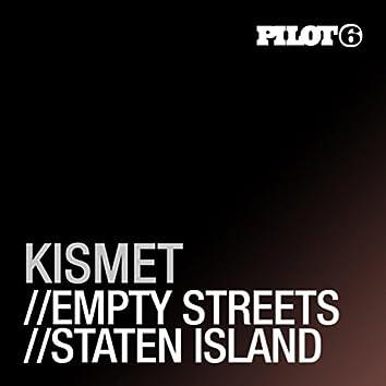 Empty Streets / Staten Island