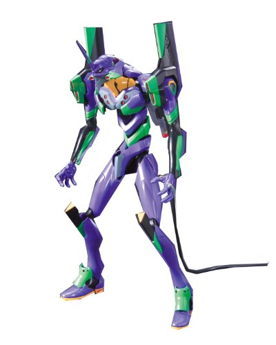 Bandai Hobby HG #04 EVA-01 Test Type Evangelion Model Kit by Bandai Hobby