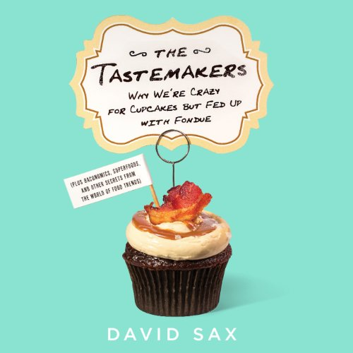 The Tastemakers audiobook cover art