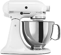 KitchenAid RRK150WH 5 Qt. Artisan Series - White (Renewed)