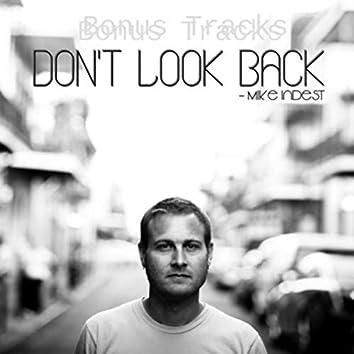 Don't Look Back (Bonus Tracks)