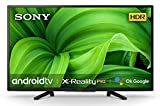 Sony Bravia 80 cm (32 inches) HD Ready Smart Android LED TV KD-32W830 (Black) (2021 Model) | with Alexa Compatibility